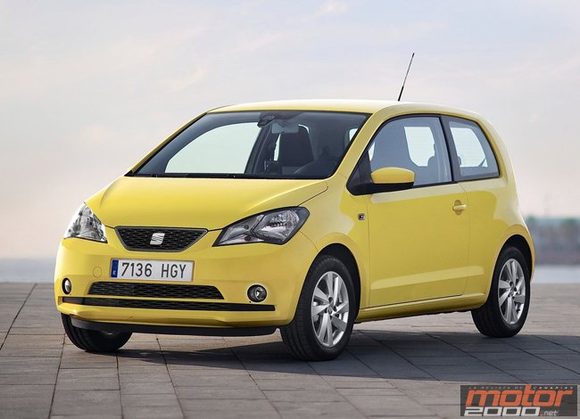 comprar coche nuevo seat mii 1 0 60 cv ecomotive reference motor 2000 la revista de canarias. Black Bedroom Furniture Sets. Home Design Ideas